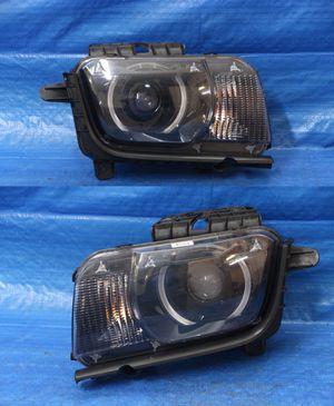 2010-2013 Chevy camaro headlights oem xenon for Sale in Miramar, FL