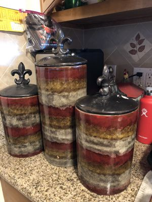 Kitchen canisters for Sale in Santa Ana, CA