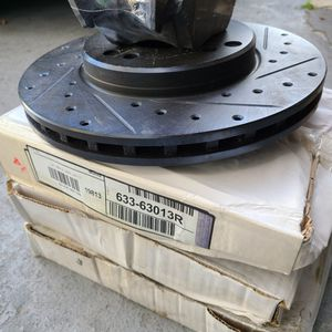 All 4 Brakes And All 4 Rotors for Sale in Orlando, FL