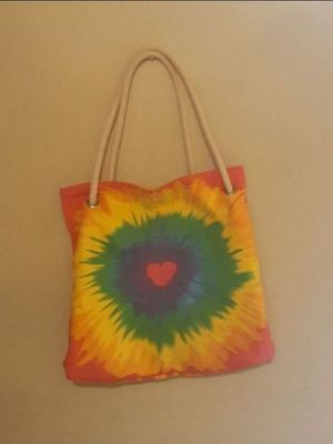Rainbow Tie-Dye Tote for Sale in Tampa, FL