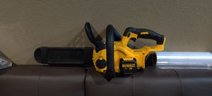 DeWalt 20V XR Chainsaw NEW for Sale in Fontana, CA