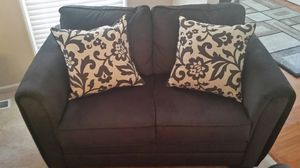 Flannel Grey Sofa and Loveseat for Sale in Raleigh, NC