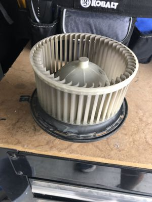 2006 Jeep TJ blower motor for A/C parts only for Sale in Las Vegas, NV