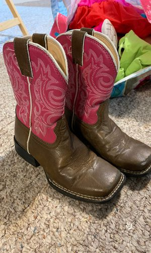 Durango girls boots size 12M for Sale in Chippewa Falls, WI