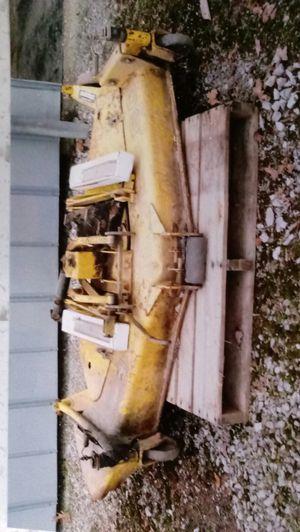 """John Deere 60"""" mower deck for Sale in Tennerton, WV"""