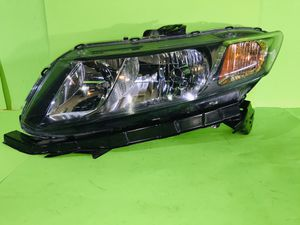 2012 2013 2014 2015 HONDA CIVIC SEDAN HALOGEN HEADLIGHT LEFT DRIVER SIDE OEM P9173 EXCELLENT CONDITIONS for Sale in San Marcos, CA