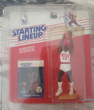 Michael Jordan Starting Lineup 1988 Clean for Sale in Raleigh, NC