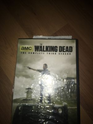 Walking Dead season iii for Sale in Panther, WV