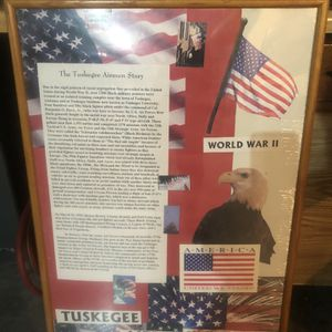 Tuskegee airmen poster for Sale in Menasha, WI