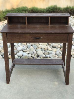 Wooden Desk for Sale in Escondido, CA