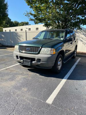 2002 ford explorer runs and drive really good for Sale in Hampton, VA