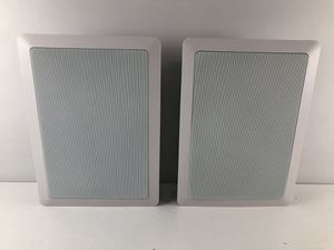 2 Lightly Used Polk Audio RC65i Speakers for Sale in Torrance, CA
