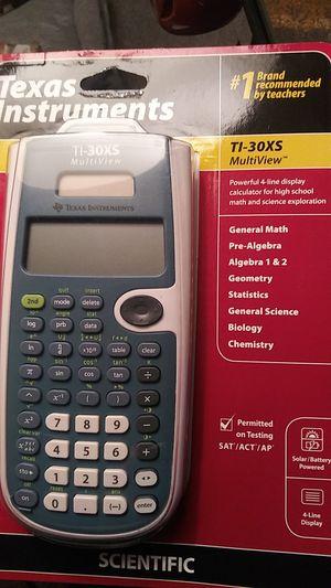 Texas Instruments Scientific Calculator for Sale in Saint Paul, MN