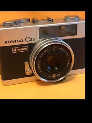 Film camera Konica C35 for Sale in Beaverton, OR