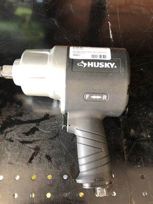 Husky 3/4in Impact Wrenche 1400lb #10694-1 for Sale in Revere, MA