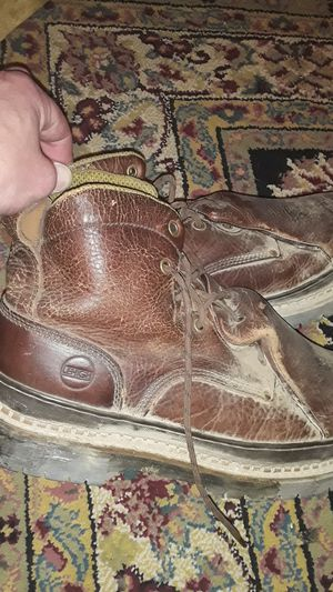 Lehigh welding boots great condition for Sale in Cincinnati, OH