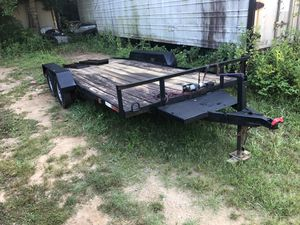 Car trailer 16ft for Sale in Duluth, GA