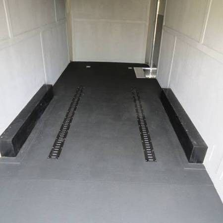 "Continental (Forest River) Tail Wind Special Enclosed Trailer 24.5 X 8.5 X 6' 10"" *2020*"