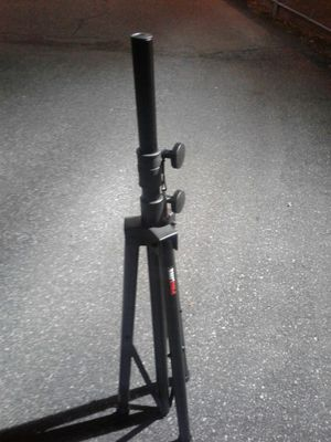 1 Proline LST2BK stage speaker stand for Sale in NC, US