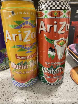 Arizona Tea Can Diversion Safe Secret Stash Storage Container~SALE Set of 2 for Sale in Miami, FL