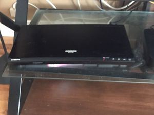 SAMSUNG ULTRA 4K PLAYER W/MOVIES for Sale in Bayonne, NJ