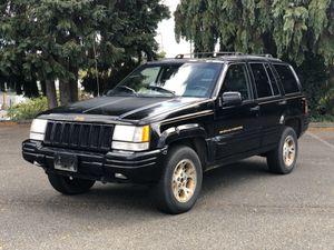 1997 Jeep grand Cherokee for Sale in Tacoma, WA
