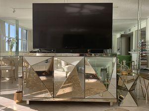 Mirrored Cabinet / Console for Sale in Miami Beach, FL