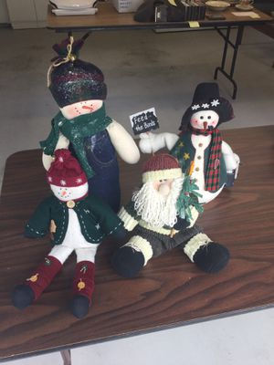 Christmas or winter decoration. for Sale in Yacolt, WA