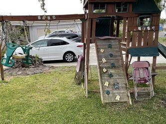 Swinger Play Set for Sale in Santa Ana,  CA