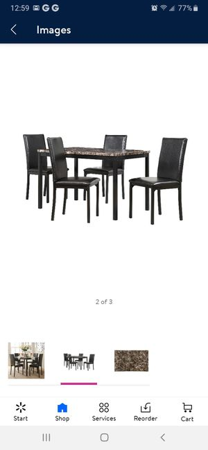 BRAND NEW Dining Room Table Set for Sale in Chicago, IL