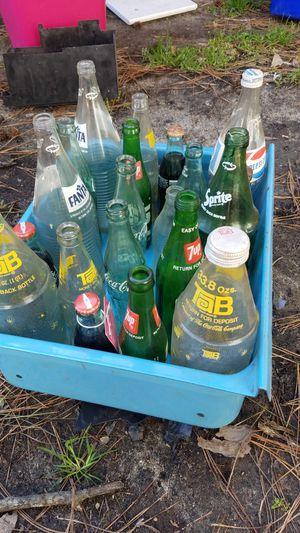 Antique bottles for Sale in Hiram, GA