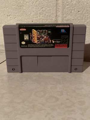 Jim Lee's WILD C.A.T.S Covert Action Teams Super Nintendo for Sale in Euclid, OH