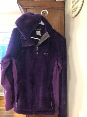 Patagonia Women's Purple Fleece for Sale in Glocester, RI