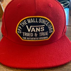 Vans Tried And True Snap Back for Sale in McPherson,  KS