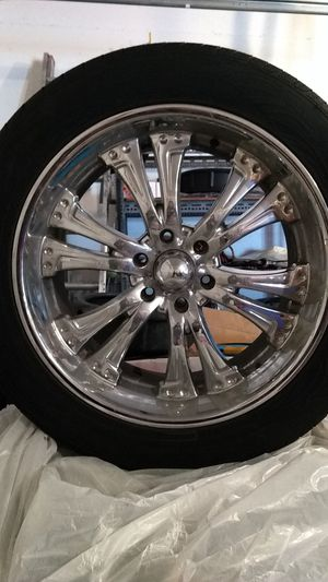 Tires and rims for Sale in Wenatchee, WA