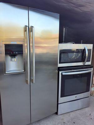 $ 999 Kitchen Set !!! Fridge COUNTER DEPTH *** for Sale in Phoenix, AZ