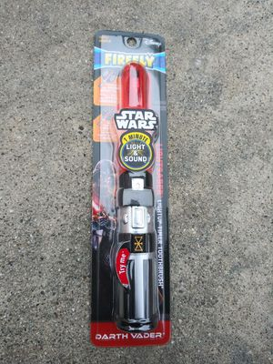 Firefly star wars light n sound darth vader toothbrush for Sale in Los Angeles, CA