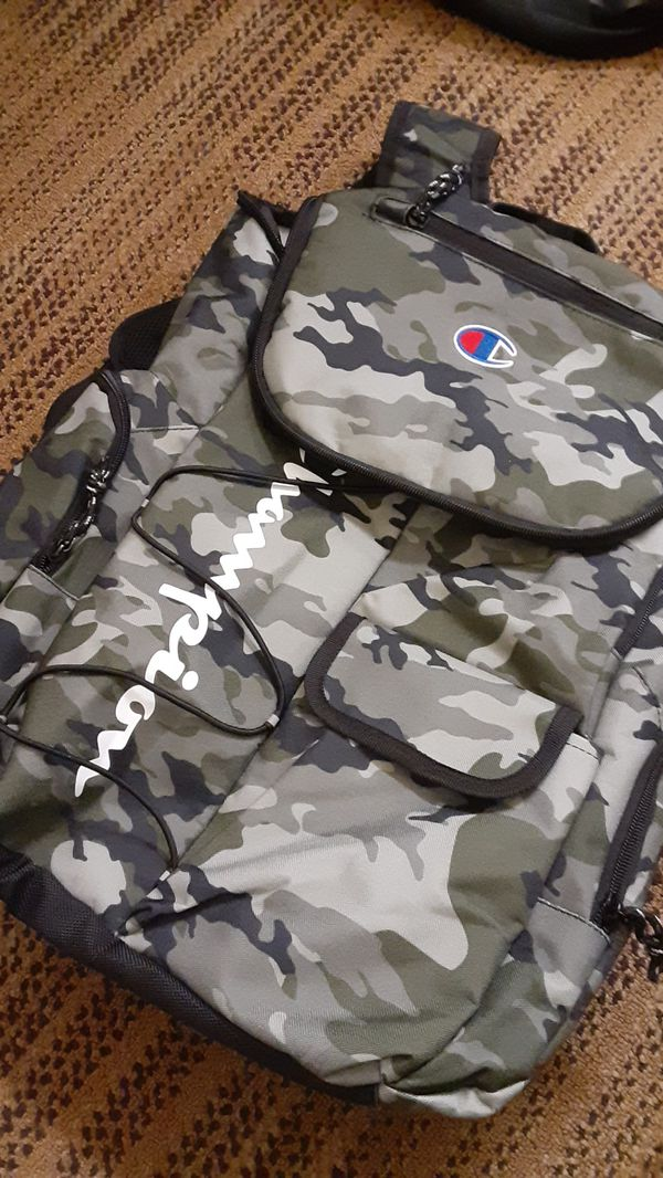Champion Canvas backpack