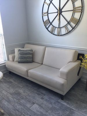 Nice Modern Sofa - Excellent Condition! for Sale in Powersville, GA