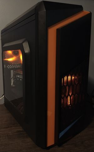 Custom Gaming Computer (i7 2600, 8GB RAM, GTX 1050, SSD) for Sale in West Bloomfield Township, MI