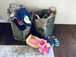 Free Kids Clothes & Toys for Sale in Sacramento, CA