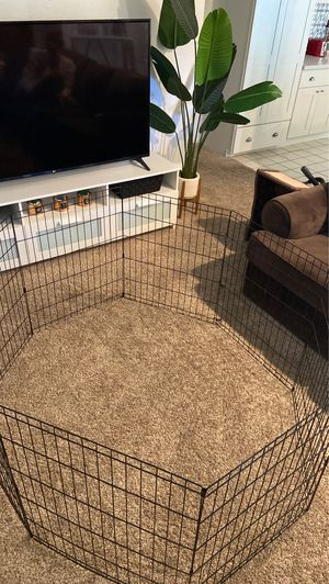 Midwest Homes Pet Folding Metal Exercise Pen for Sale in Vista, CA
