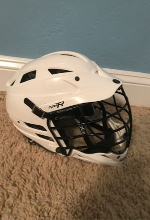 Cascade cpx-R lacrosse helmet for Sale in Norfolk, VA