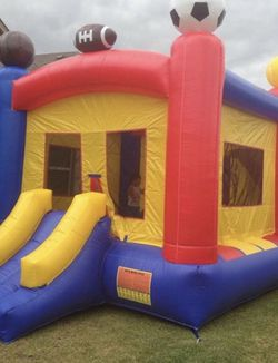 COMMERCIAL GRADE BOUNCY HOUSE 13x13x13 for Sale in Katy,  TX