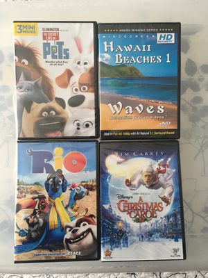 DVD'S - brand new for Sale in Raleigh, NC