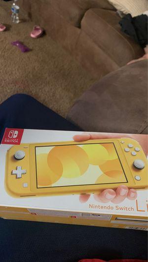 Nintendo switch lite for Sale in Menifee, CA