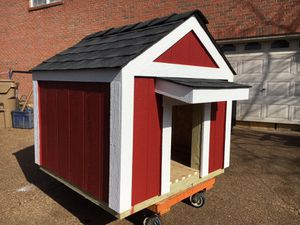 Custom Built Dog House (4x4 HEAVY DUTY) for Sale in Nolensville, TN