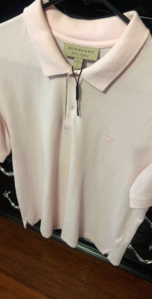 Burberry shirt pink for Sale in Dallas, TX