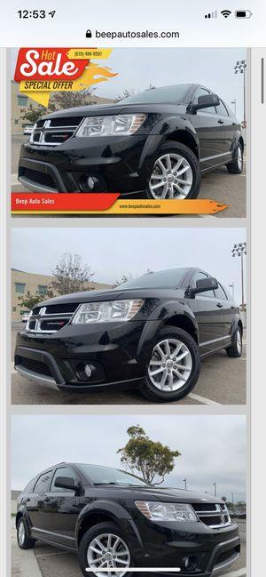 2013 Dodge Journey we Finance Aqui financeamos for Sale in National City, CA
