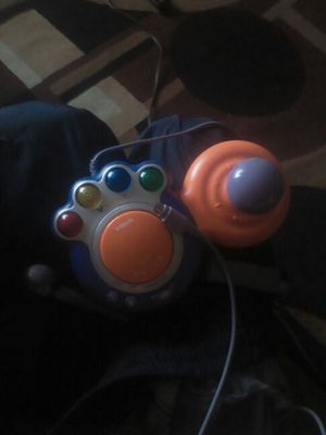 Vtech learning zone vsmile game console for Sale in TX, US